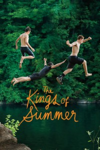 "Poster for the movie ""The Kings of Summer"""