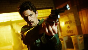 """Image from the movie """"Predestination"""""""