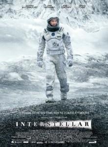 "Poster for the movie ""Interstellar"""