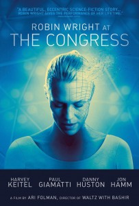 "Poster for the movie ""The Congress"""