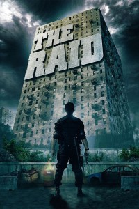 "Poster for the movie ""The Raid"""