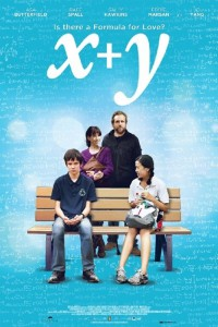 "Poster for the movie ""X+Y"""