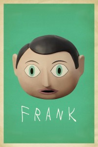 "Poster for the movie ""Frank"""