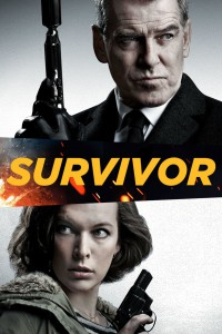 "Poster for the movie ""Survivor"""