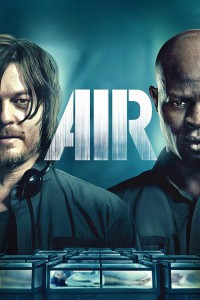"Poster for the movie ""Air"""
