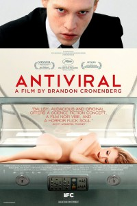 "Poster for the movie ""Antiviral"""