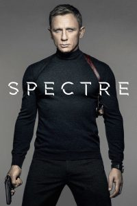 "Poster for the movie ""Spectre"""