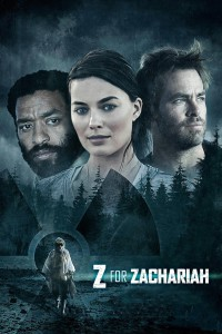 "Poster for the movie ""Z for Zachariah"""