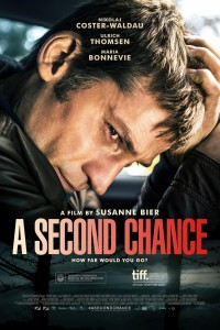 "Poster for the movie ""A Second Chance"""