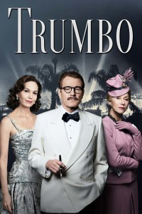 "Poster for the movie ""Trumbo"""