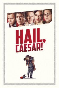 "Poster for the movie ""Hail, Caesar!"""