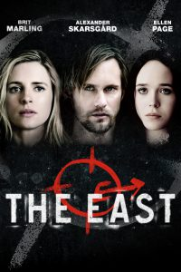 "Poster for the movie ""The East"""