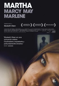 "Poster for the movie ""Martha Marcy May Marlene"""