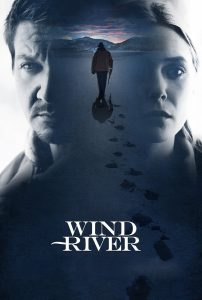 "Poster for the movie ""Wind River"""