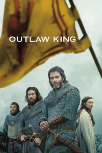 "Poster for the movie ""Outlaw King"""