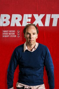 "Poster for the movie ""Brexit: The Uncivil War"""