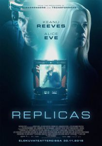 "Poster for the movie ""Replicas"""